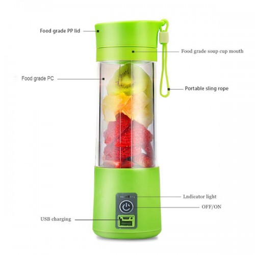 MINI BLENDER CU USB 2