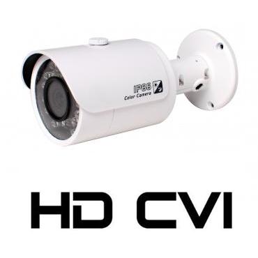 Camera de exterior HDCVI 1 Megapixel DAHUA HAC-HFW1100S-big