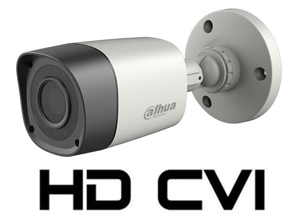 Camera de exterior HDCVI 1 Megapixel DAHUA HAC-HFW1000R-big