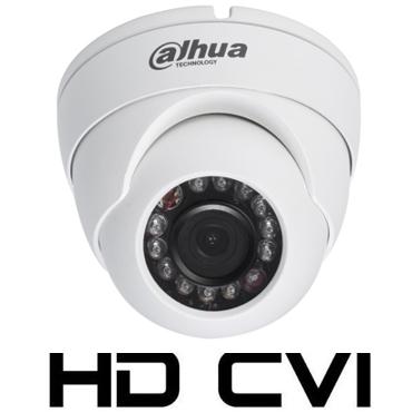 Camera de interior/exterior HDCVI 1 Megapixel DAHUA HAC-HDW1000M-big