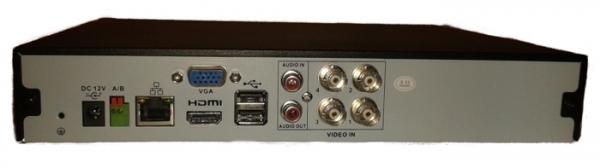 DVR HD 8 camere hdcvi FORTEZZA HCVR108H-big