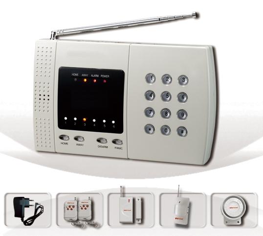 Alarma wireless FORTEZZA TEL-N3L-big