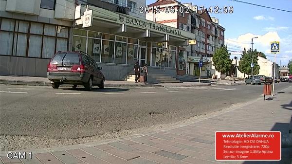 Camera de exterior HDCVI 1.3 Megapixel Fortezza HD-BE13A2LA3-big