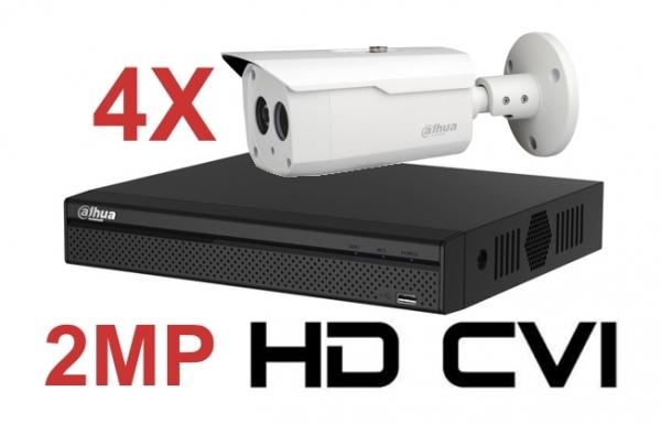 Kit DAHUA supraveghere HD exterior Pro ve04FHD 2Megapixeli-big