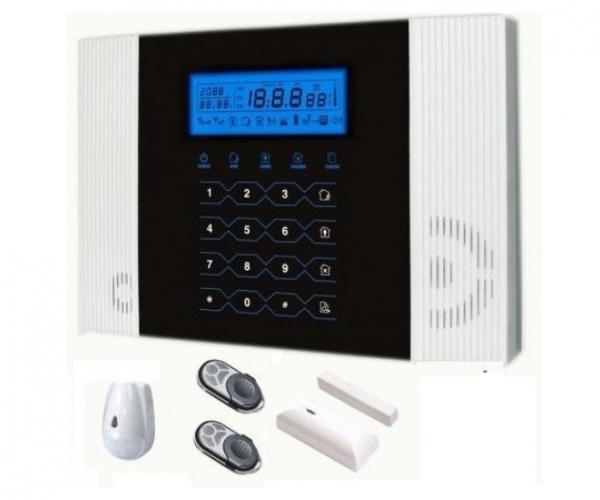 NOU!!! Alarma wireless FORTEZZA PRO GSM-M3D Touch-big