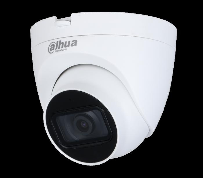 Camera DAHUA de exterior cu microfon 8 Megapixeli 4K  HAC-HDW1800TL-A, dome-big