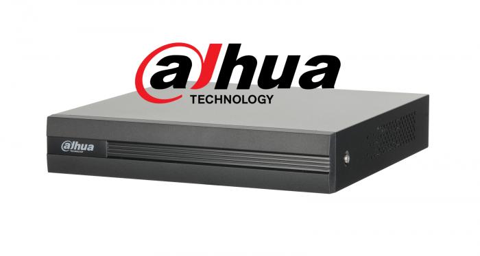 DVR HD DAHUA pentabrid 4+1 camere HD+IP XVR1A04-big