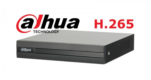 DVR DAHUA XVR5116H-4KL-X 8Mpx pentabrid 16+8 camere HD+IP, H.265-big