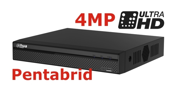 DVR 8MP pentabrid 16+8 camere HD+IP DAHUA XVR5216AN-4KL-big