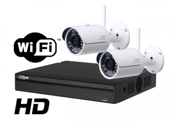 Kit wireless 4 camere DAHUA IP HD 4Megapixeli supraveghere exterior Pro ve04IP4m_b-big