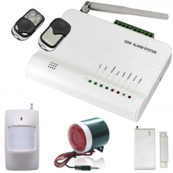 Alarma wireless GSM FORTEZZA GSM-M1L