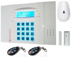 Alarma wireless FORTEZZA PRO TEL-M3D