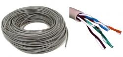 Cablu UTP 8 fire cupru