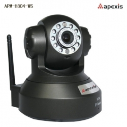 Camera IP wireless de interior mobila Apexis APM-H804-WS0