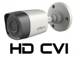 Camera de exterior HDCVI 1 Megapixel DAHUA HAC-HFW1000R0