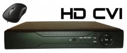 DVR HD 8 camere hdcvi FORTEZZA HCVR108H0