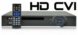 DVR HD  4 camere hdcvi DAHUA HCVR5104H0