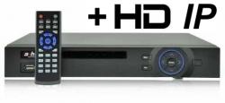 DVR Hybrid Full WD1 4 camere DAHUA DVR5104H0