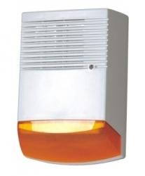 Sirena exterior pe cablu FOR EXT (cu baterie tampon)