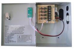 Sursa de alimentare cu cutie, backup, 12 V DC 5A
