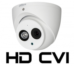 Camera DAHUA de exterior cu microfon 5 Megapixeli  HAC-HDW1500EM-A