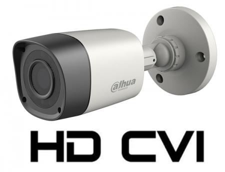 Camera de exterior HDCVI 4 Megapixeli DAHUA HAC-HFW1400R