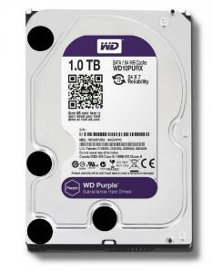 HARD DISK 1TB  WD Purple Surveillance