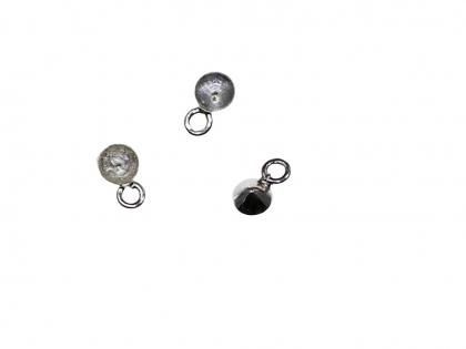 Baza charm argint 925 pentru cristale Swarovski  D 4 mm 0