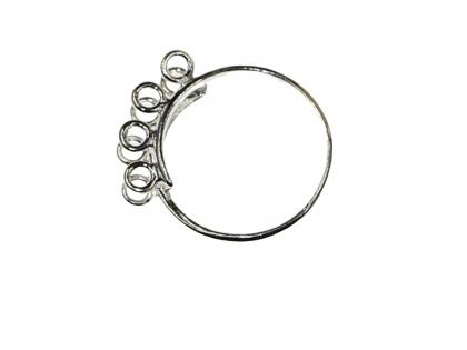 Baza pentru inel reglabil din argint 925 [0]