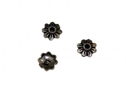 Margele argint 925 L 4mm D 4mm [0]