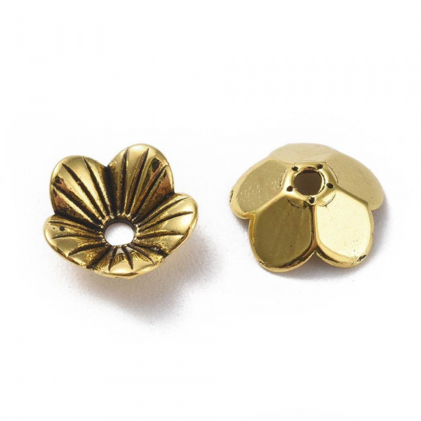 capacele-floare-din-aliaj-fara-plumb-sau-nichel-auriu-antichizat-dimensiunea-10x10x3-mm 0