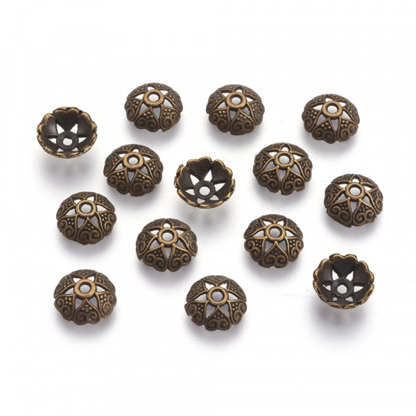 capacele-stil-tibetan-cu-inimioare-bronz-antichizat 1