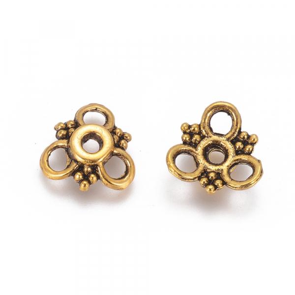 capacele-stil-tibetan-flori-auriu-antichizat 0