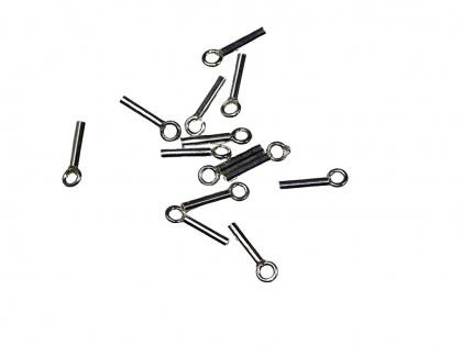 Capat snur cilindric argint 925 D 1,5 mm [0]