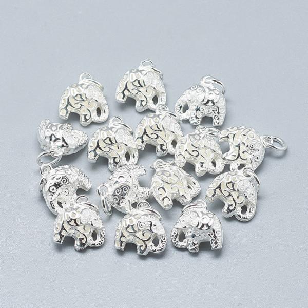 charm-elefant-din-argint [0]