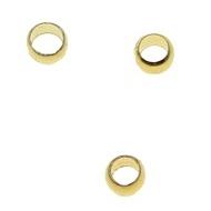 Crimpi aurii 2,5 mm 0