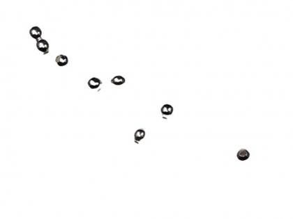 Crimpi sau margele argint 925 D 1 mm 0