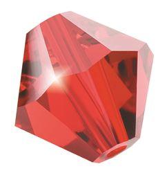 Cristale biconice Preciosa® 3 mm light siam [0]