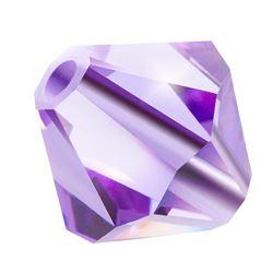 Cristale biconice Preciosa® 3 mm violet [0]