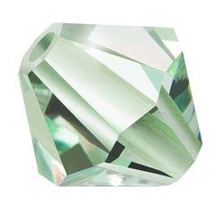 Cristale biconice Preciosa® 4 mm chrysol [0]