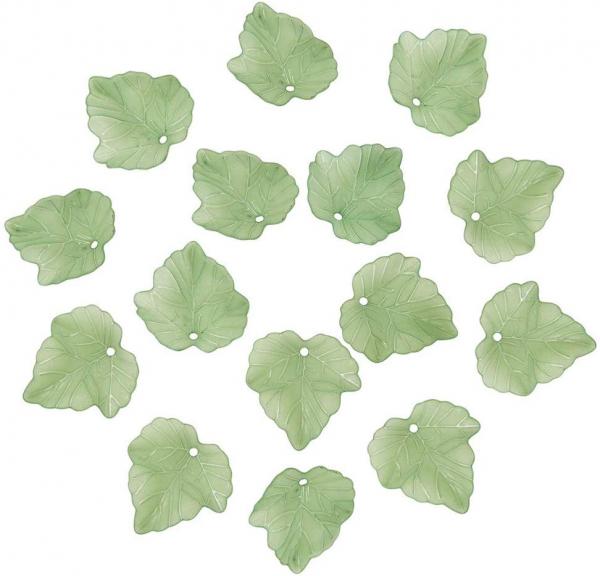 frunze-din-acrilic-verde-frosted 0