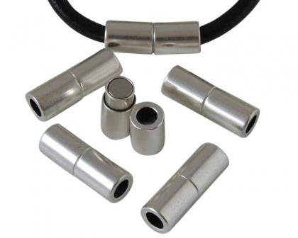 Margele rondele zamak argintii 7,5x3,5 mm [0]