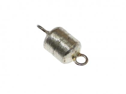 Inchizatoare cu margintnet cilindrica argint 925 [0]
