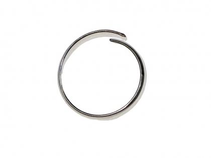 Inel reglabil argint 925 grosime 1 mm 0
