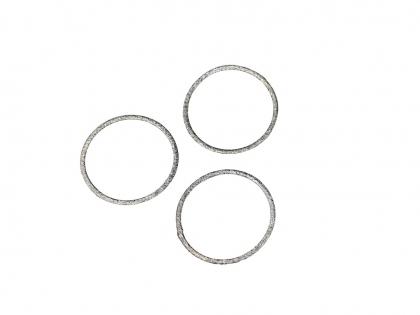 Inele decorative argint 925 D 20 mm [0]