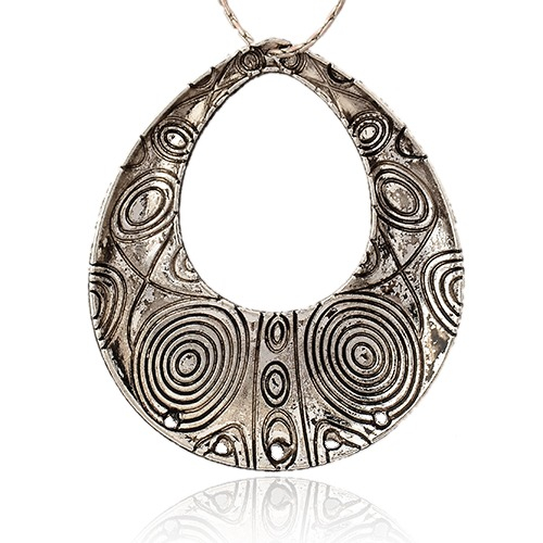 link-chandelier-lacrima-stil-tibetan-argintiu-antichizat-dimensiunea-60x52x3mm [0]