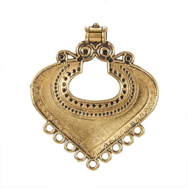 link-chandelier-stil-tibetan-auriu-antichizat-dimensiunea-61x53x2mm 0