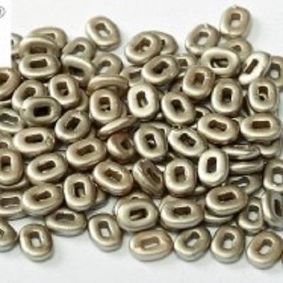 Margele cehesti One 1,5x5 mm Alabaster pastel lt. brown [0]