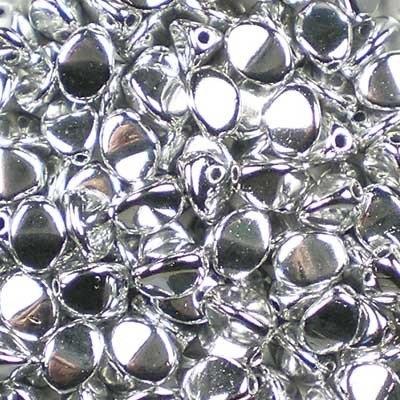 Margele cehesti Pinch 7 mm Crystal Labrador Full [0]