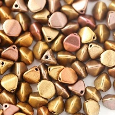 Margele cehesti Pinch 7 mm Metallic mix [0]